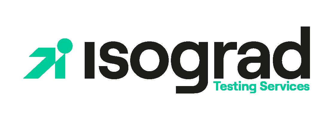 logo Isograd testing services